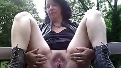 Chubby cougars getting undressed on cam