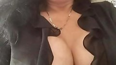 Adored experienced female in sexy clothes
